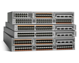 Cisco datacentre switches